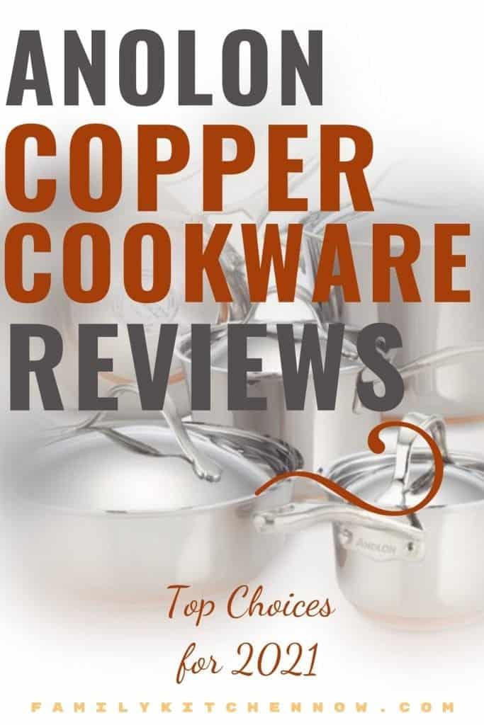 Pin for Anolon Nouvelle Copper Cookware Reviews